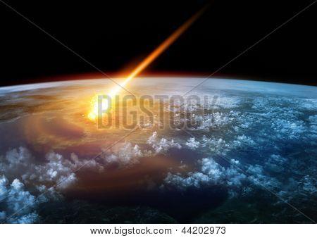 Auswirkungen Erde