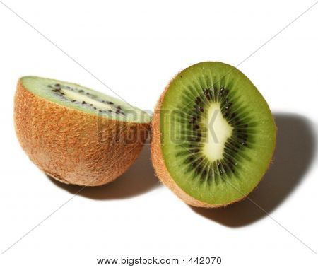 Kiwi Fruit - Isolated