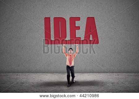 Idéia de Carry do empresário