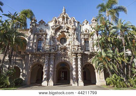 Casa del Prado at Balboa Park, San Diego