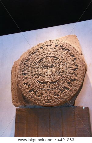 Aztec Altar - Stone Of The Sun