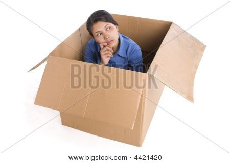 Kontemplation in box