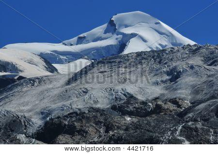 Allalinhorn Summit