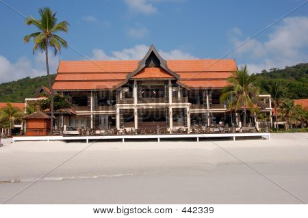 Beach Resort Main Building