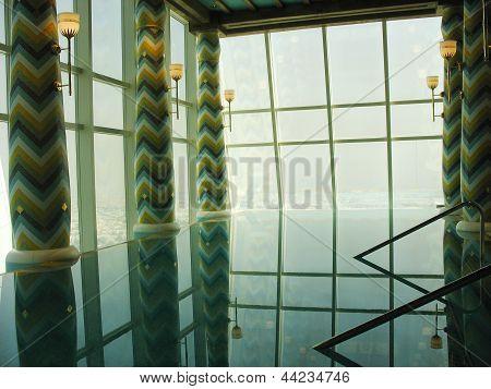 Assawan Spa and Health Club in Burj Al Arab hotel in Dubai.