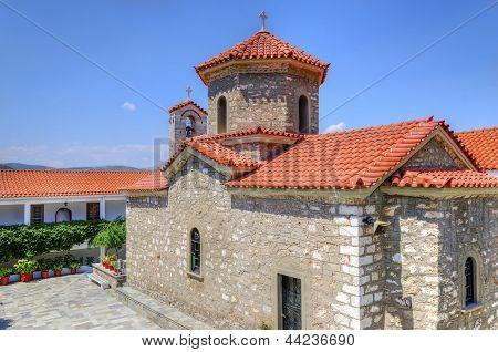 Monastery Of Panayia Malevi