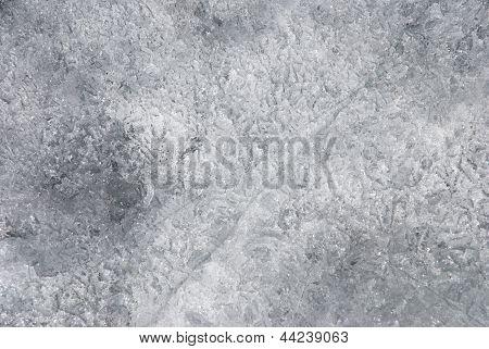 Textura de gelo