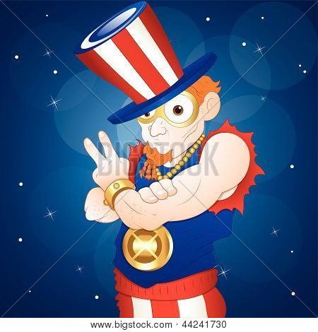 American Uncle Sam