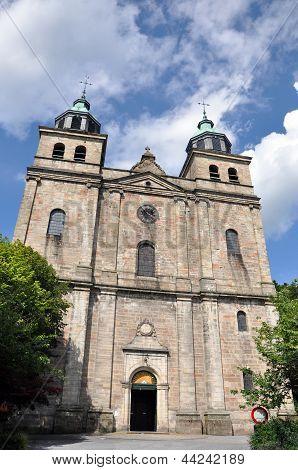 Malmedy Cathedral