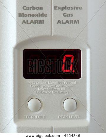 Explosive Gas Alarm