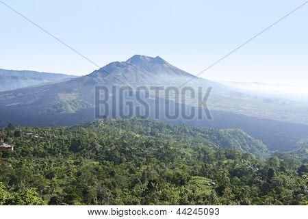 Vulcão Kintamani e Lago Batur Bali
