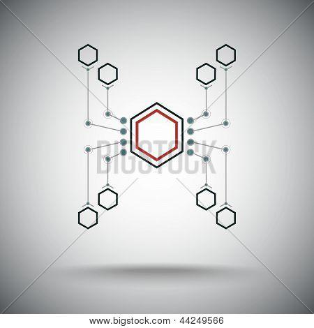 Nanobot. Red