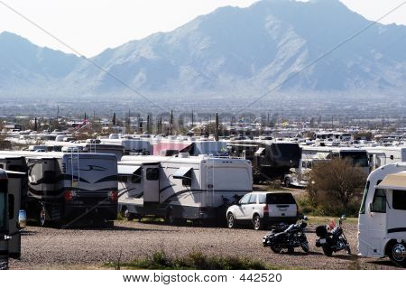 Desert Camping 3