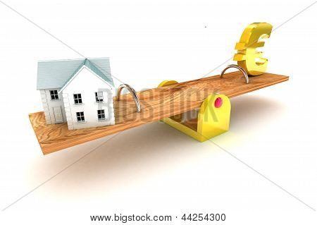 Housing Euro Illustration