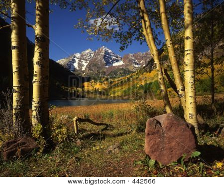 Maroon Bells (rock)