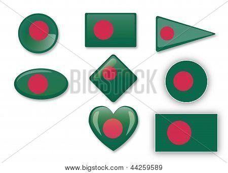 Bangladesch-flag