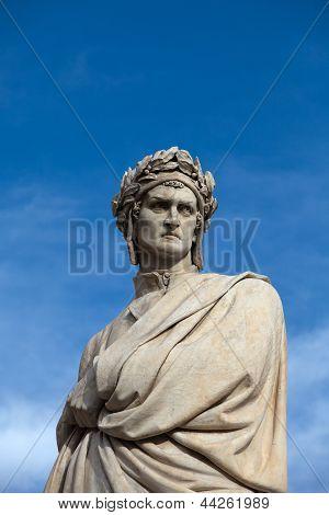 The famous poet Dante Alighieri.