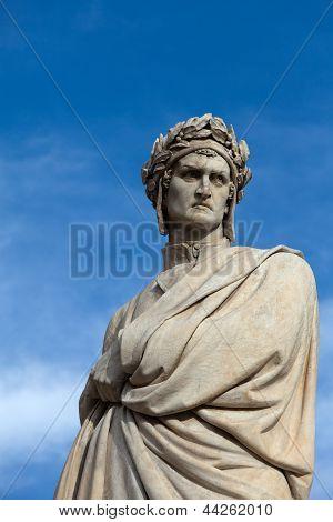 The famous poet Dante Alighieri
