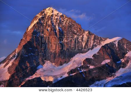 Dent Blanche West Face