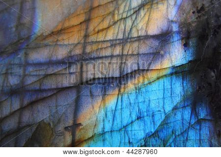Labradorite Background