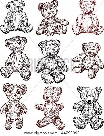 Teddy Bears.eps