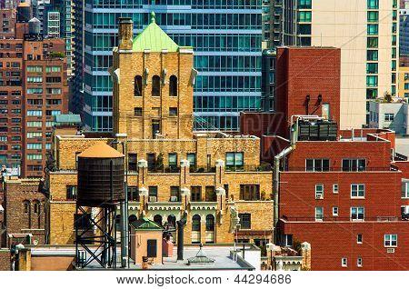 New York City City Apartment