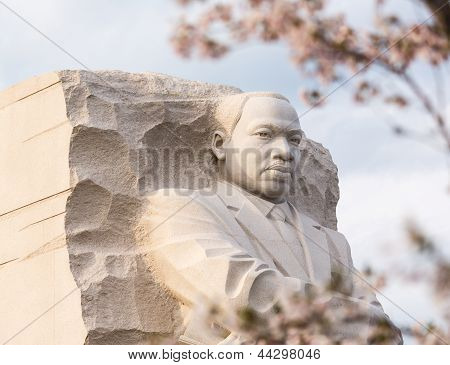 Martin Luther King Monument Washington Dc