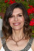 LOS ANGELES - APR 4:  Finola Hughes attends the gala fundraiser for the romantic comedy,