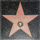 Johnny Depps estrella en el Hollywood Walk Of Fame