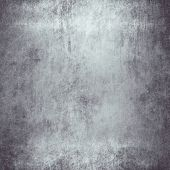 stock photo of dirty  - Silver metal texture - JPG