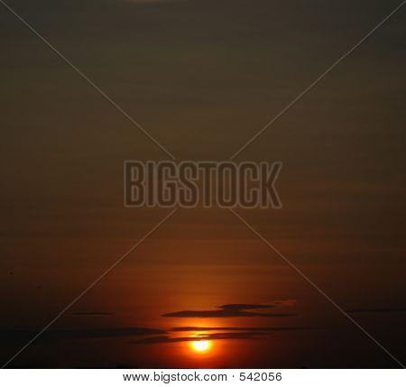 Atomic Sunset