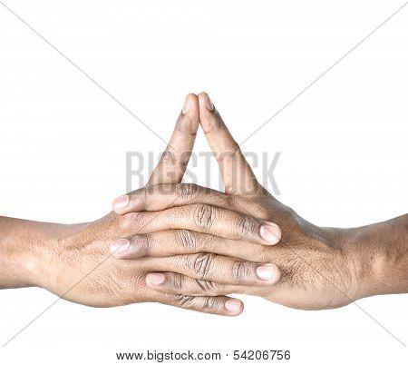 Yoga Uttarabodhi Mudra