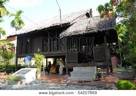 The original home of Tan Sri P. Ramlee
