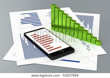 Statistics and Smartphone