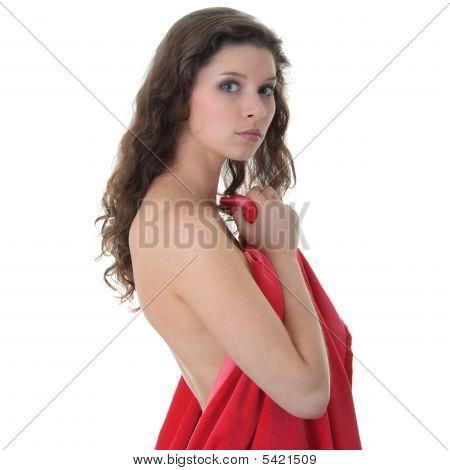 Sensual Young Woman