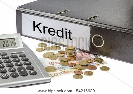 Kredit Binder Calculator And Currency
