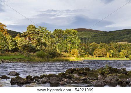 River Spey at Craigellachie