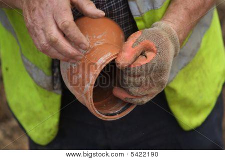 Workmen On Site
