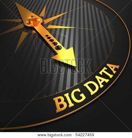 Big Data Concept.