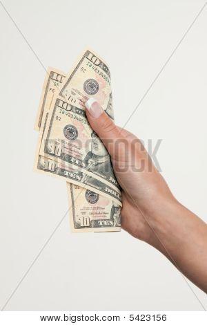 A Fist Full Of Cash