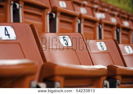 Seat Grandstand.