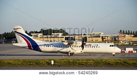 Swiftair, ATR 72 Cargo