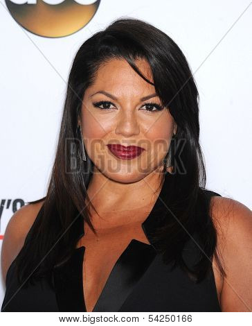 LOS ANGELES - SEP 28:  Sara Ramirez arrives to