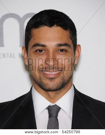 LOS ANGELES - OCT 19:  Wilmer Valderrama arrives to