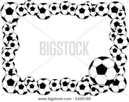 Soccer Ball frame