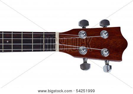 Part Of Ukulele Hawaiian Guitar