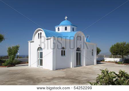 Excursion Island Of Kos Greece Church