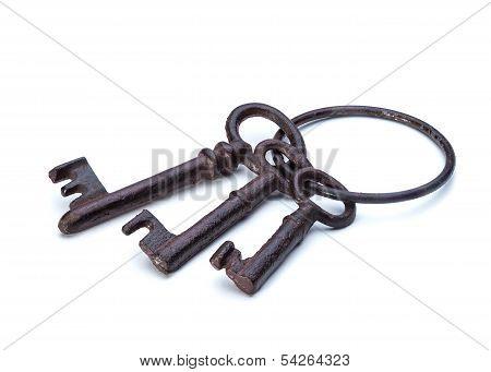 Isolated Skeleton Keys