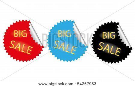 Big Sale icons