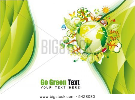 Green Environmen Background